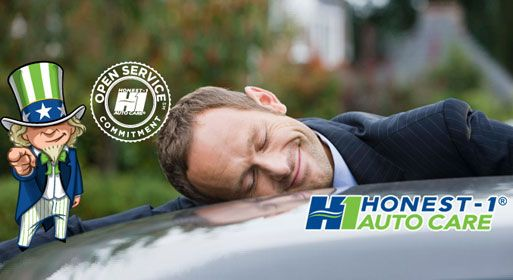 Honest-1 Auto Care Eagan - Open Service Commitment